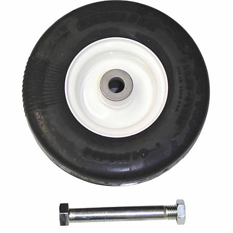 CountyLine Finish Mower Replacement Tire and Rim