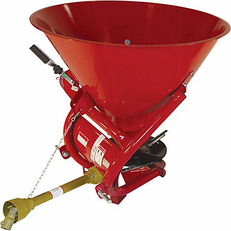 CountyLine Fertilizer Spreader and Seeder