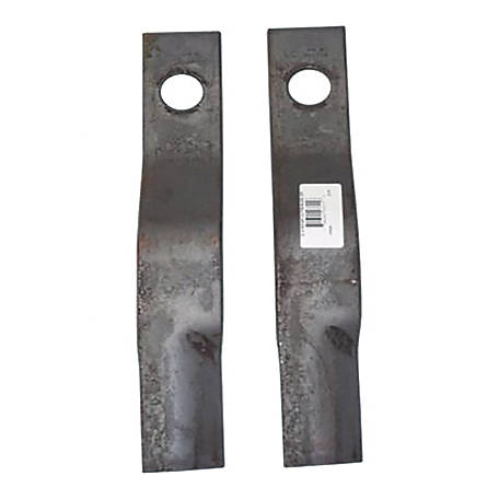 CountyLine 4 ft. Rotary Cutter Blades, Pack of 2