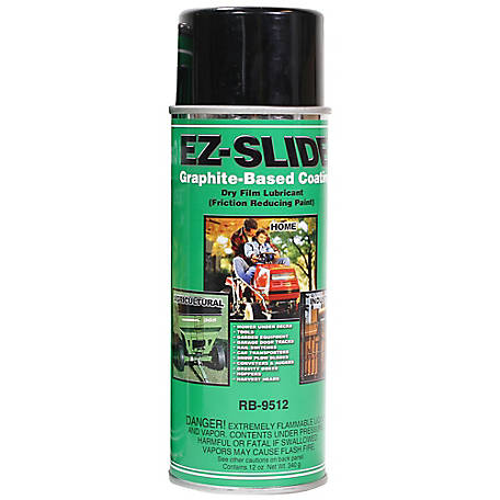 EZ-Slide Graphite Based Coating, 12 oz. Aerosol