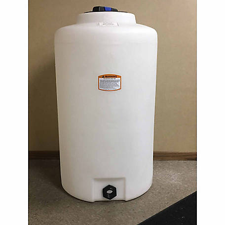 Liquid Storage Tank, 65 gal.