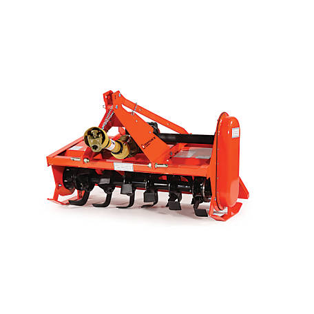 CountyLine Rotary Tiller, Sub-Compact, 4 ft. W, RTSC4