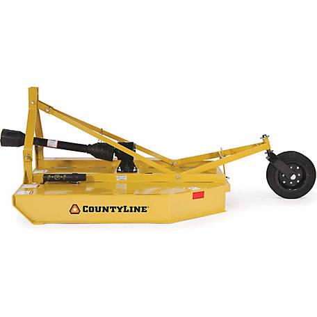 CountyLine Rotary Cutter, 6 ft.