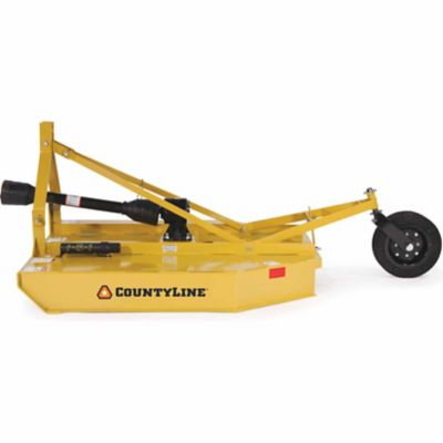 CountyLine Rotary Cutter, 6 ft  at Tractor Supply Co