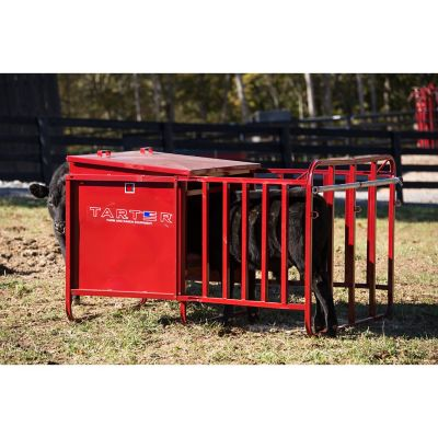 Tarter Farm and Ranch Equipment 650 lb. Calf Creep Feeder