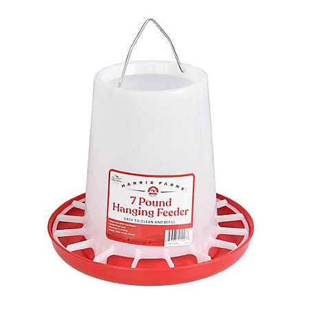 Harris Farms Chicken Feeder, 7 lb., 1000298