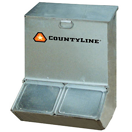Countyline Economy Hog Feeder 70120048 At Tractor Supply Co