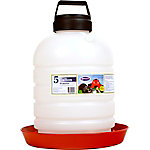 Farm-Tuff Top Fill Poultry and Game Bird Waterer, 5 gal.