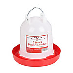 Harris Farms Poultry Drinker, 5 qt.