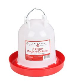 Shop 5 qt. Plastic Drinker and 7 lb. Feeder at Tractor Supply Co.