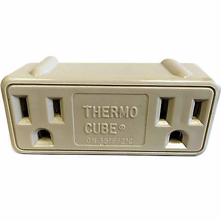 Farm Innovators Thermostatically Controlled Outlet, TC-3
