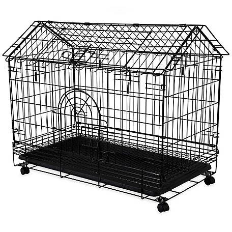 Kennel-Aire Bunny House with Casters, 49960