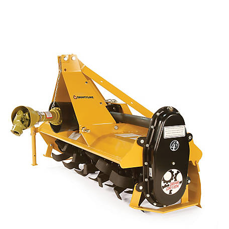 CountyLine Rotary Tiller, 4 ft.