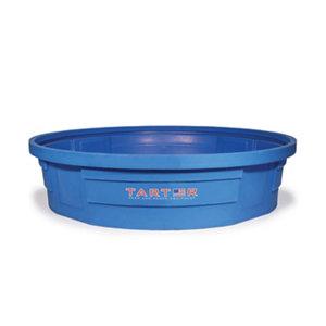 tarter round plastic stock tank 8 ft x 2 ft at tractor. Black Bedroom Furniture Sets. Home Design Ideas