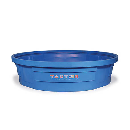 Tarter Round Plastic Stock Tank, 8 ft  x 2 ft  at Tractor Supply Co