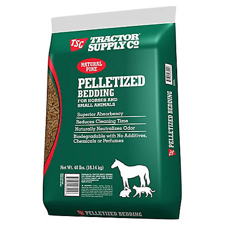 Tractor Supply Pine Pellet Stall Bedding, 40 lb., FG62