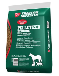 Shop TSC Pelletized Bedding at Tractor Supply Co.