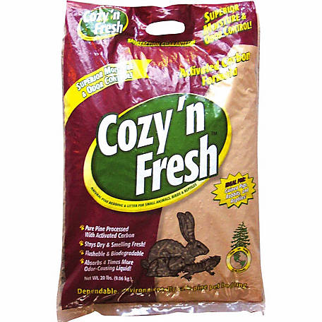 Cozy 'n Fresh Small Animal Bedding