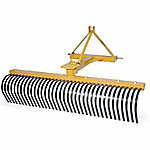 CountyLine Landscape Rake, 7 ft. W