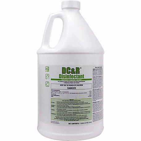 Ideal Animal Health DC and R Disinfectant