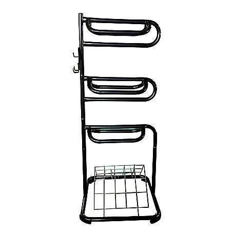 DuMOR Heavy Duty Three Tier Saddle Rack