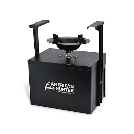 American Hunter Heavy-Duty Spin FM-K6/12 Digital Feeder Kit