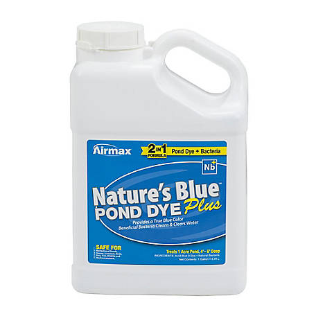 Pond Logic Nature's Blue Pond Dye Plus