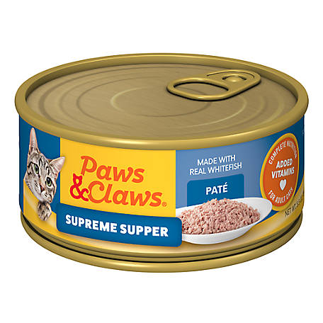 Paws & Claws Supreme Supper, 5.5 oz. Can