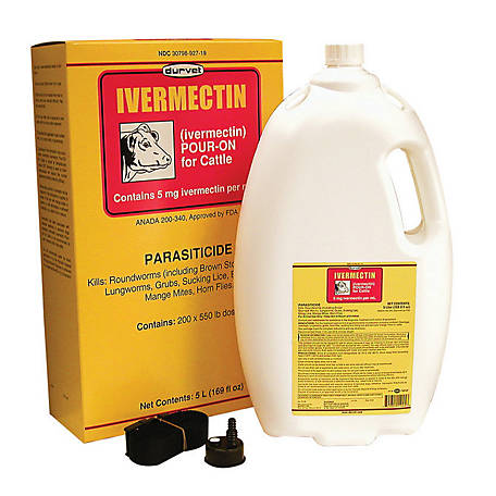 Tractor supply ivermectin pour on
