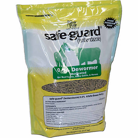 Prairie Pride Safe-Guard Pellets, 5 lb.