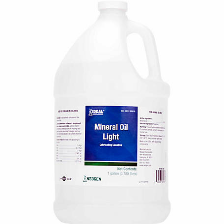 Ideal Animal Health Mineral Oil Light