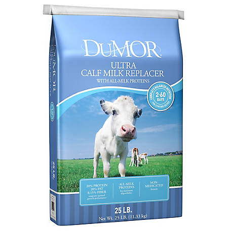 DuMOR Ultra Milk Replacer