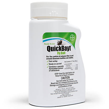 QuickBayt Fly Bait, 350 g.