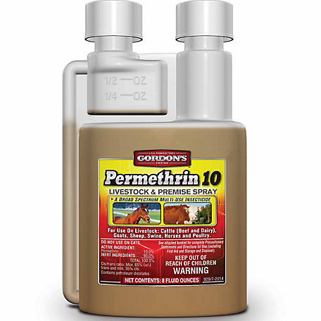 Gordons Credit Card >> Gordon S Permethrin 10 Livestock And Premise Spray 8 Oz At Tractor