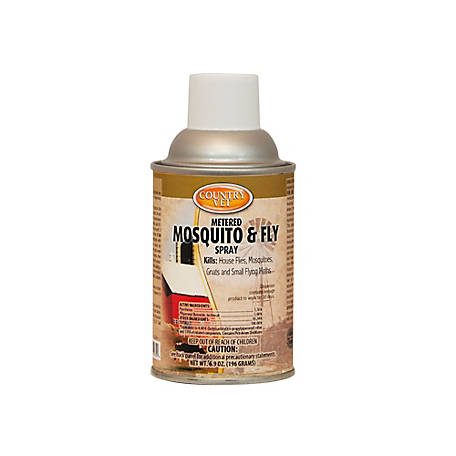 Country Vet Mosquito & Fly Spray, 6.9 oz.