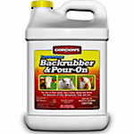 Gordon's Livestock Backrubber and Pour-On