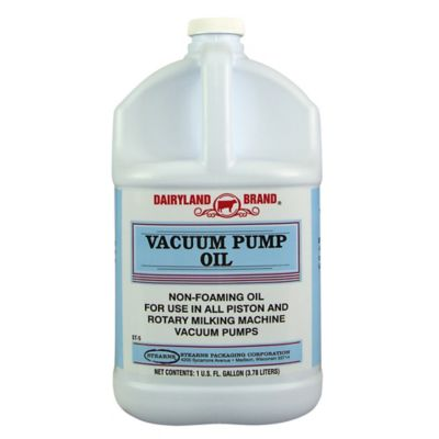 Dairyland Vacuum Pump Oil