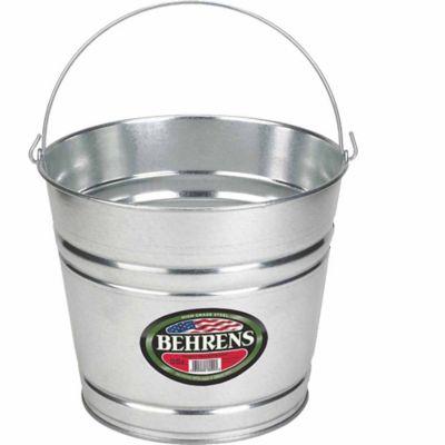 Buy Behrens 10 qt. Galvanized Sheet Steel Household Pail Online