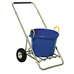 Tuff Stuff Products Tuff Muck Bucket Cart, 300 lb.