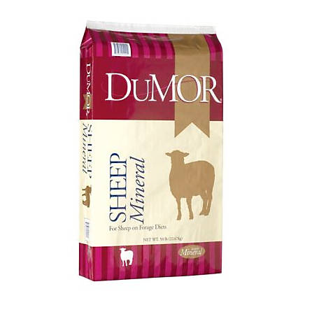 DuMOR Sheep Mineral, 50 lb  at Tractor Supply Co
