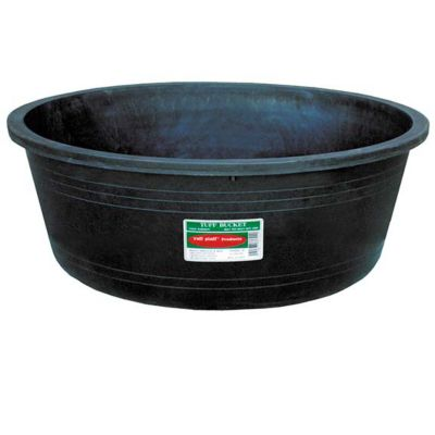 Tuff Stuff Products Heavy Duty Feed Pan; 7 gal.