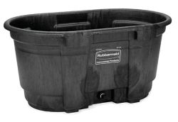 Shop Rubbermaid 100 gal. Poly Stock Tank at Tractor Supply Co.