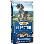 Retriever Hi Protein Dog Food, 55 lb. Bag