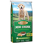 Retriever Mini Chunk Dog Food, 50 lb. Bag