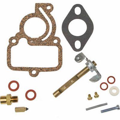 18pcs Carburetor Repair Rebuild Kit for Farmall Cub International ...