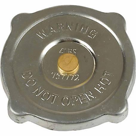 Details about  /43983D Radiator Water Cap Fits Farmall A B C H M Super A W4 W6 W9