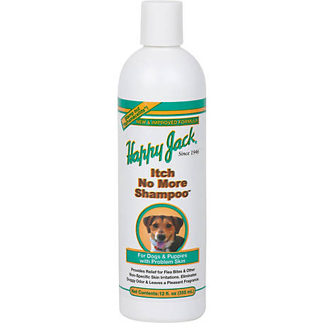 Happy Jack Itch No More Shampoo, 12 oz.