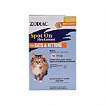 Zodiac Spot On Flea Control For Cats & Kittens