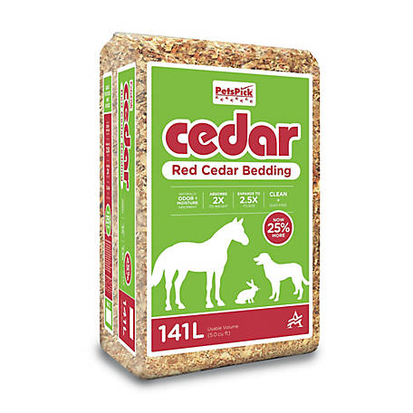 Premier Pet 150029 Cedar Pet Bedding, 2.0 cu. ft.