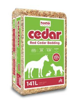 Shop 2 cu. ft. Premier Pet Cedar Bedding at Tractor Supply Co.